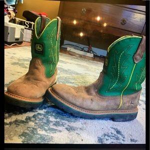 John Deer Boots